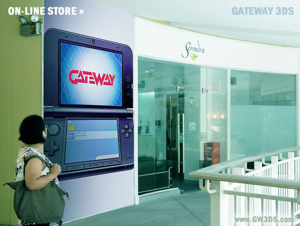 Buy Online at GW3DS Store